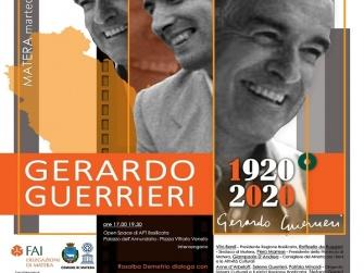 FAI - Centenario Gerardo Guerrieri_ Matera 04.02.20