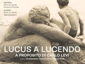 Lucus a Lucendo - A proposito di Carlo Levi - TFF