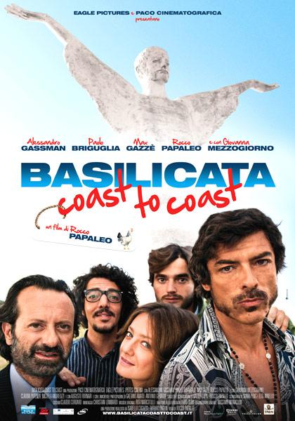 locandina basilicata coast to coast lucana film commission promozione industria cinema basilicata